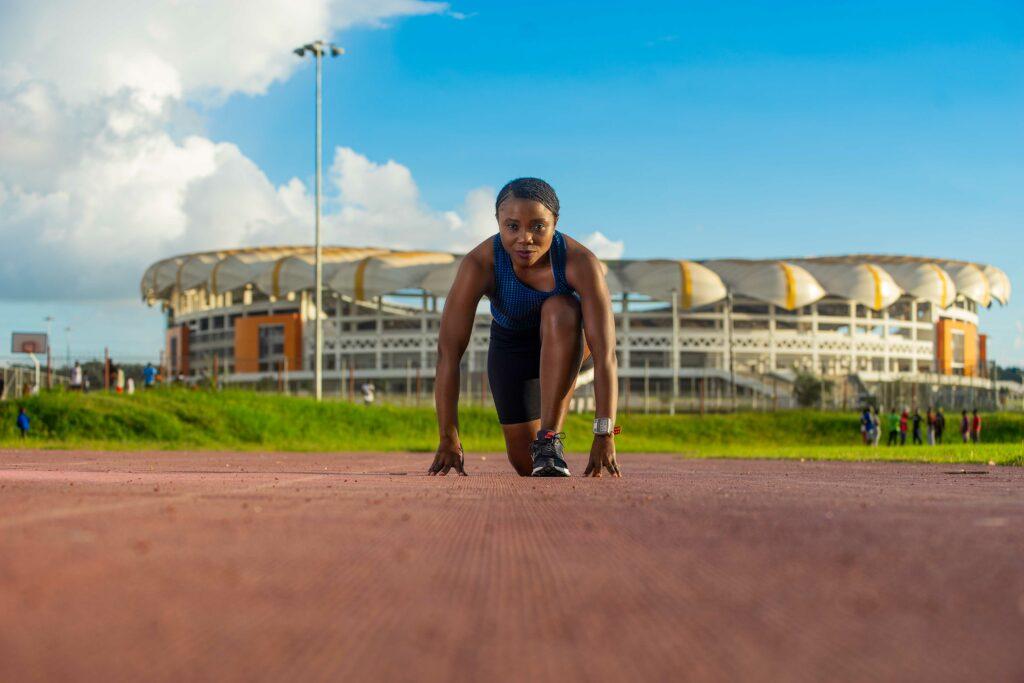Zambian-Athlete